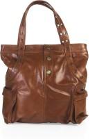 Hibiscus Cargo Shoulder Bag Tan-01
