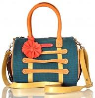 Dhruva Opal Shoulder Bag Green-01