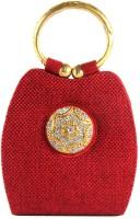 Saisha Modish Hand-held Bag Red