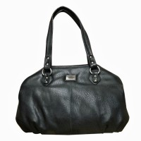 Chimera Leather 1122 Hand Bag Black