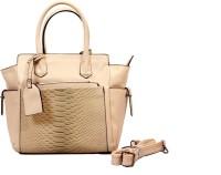 Brow & Bow C115BG Hand-held Bag Beige
