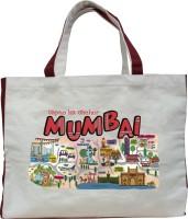 The Elephant Company Mumbai Map Hand Bag Multicolor