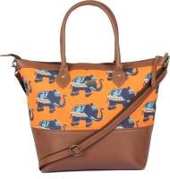 Paprika Amie Shoulder Bag Orange/Brown