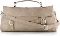 Spring Summer Collection Sleek Hand-held Bag Beige