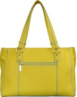 Toteteca Bag Works Large Colorburst Shoulder Bag Yellow