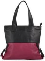 Thia BG1104 Hand-held Bag Black, Purple