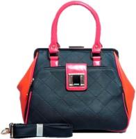 Senora Stylish Hand-held Bag Black