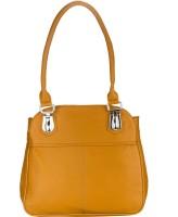 Glitters Spacious Shoulder Bag Brown