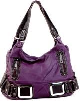 JG Shoppe Perplex Hand Bag Purple-006