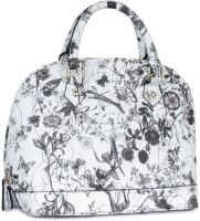Buckleup Florasent Hand-held Bag White