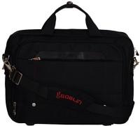 Goblin Elegance Messenger Bag Black E35