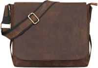 Leaderachi Hamburg Messenger Bag Muskat-01