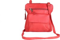 Alexia Crazy Sling Bag Red-05