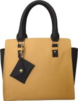 Toteteca Bag Works Compact Sides Hand Bag Yellow