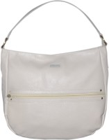 Le Craf Flora Shoulder Bag White-00