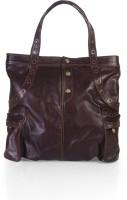 Hibiscus Cargo Shoulder Bag Brown-02