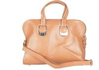 Senora Stylish Hand-held Bag L.Brown
