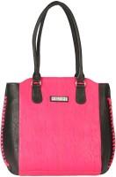 Bagmire Beautiful women Hand-held Bag Pink-Black