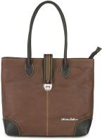 Miss Sunshine Lanvin Shoulder Bag Brown
