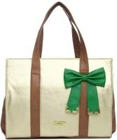 3 Mad Chicks Bow Shoulder Bag Gold-18