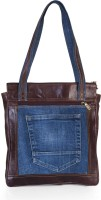 Hibiscus Fusion1 Shoulder Bag Brown-Blue-03
