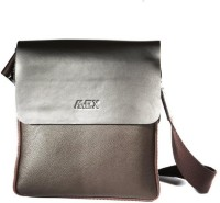 Mex Flap Accessories Sling Bag Brown