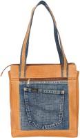 Hibiscus Fusion1 Shoulder Bag TX-OrangeBlu