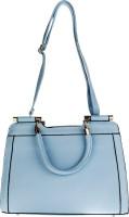 Satchel Side Screw Handbag Shoulder Bag Blue-01