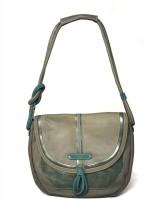 Dhruva Unis Shoulder Bag Green-01