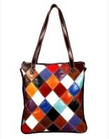 Hibiscus Kaleidoscope Shoulder Bag Multicolor-01