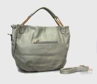 Carry On Bags Festive Fervour Messenger Bag Grey