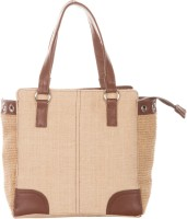 Jute Cottage Rupa Dobby 8 Eyelet Shoulder Bag Natural