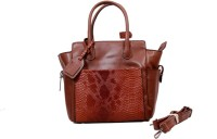 Brow & Bow C115BR Hand-held Bag Brown