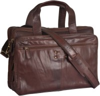 Aditi Wasan 6005-Brown Shoulder Bag
