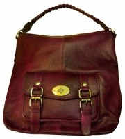 Chimera Leather 5801 Hand Bag Two Tone Pink/Brown