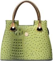 Deco Dl785 Hand-held Bag Green, Gold