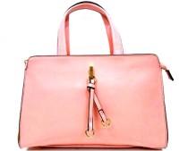 Di Classe Pretty Peach Hand-held Bag