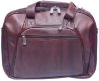 Grasshooper GH-LOHB Leather Office Hand Messenger Bag Brown