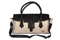 BH DSC_2846 Shoulder Bag Black, White