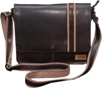 Le Craf Ray Messenger Bag Brown-05