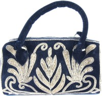 Saisha Modish Hand-held Bag Black