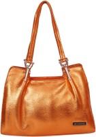 Womaniya Signature Shoulder Bag Orange