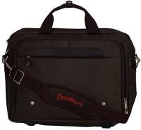 Goblin Elegance Messenger Bag Brown E35