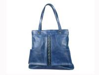 Hibiscus Toughy Shoulder Bag Blue-09