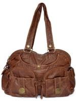 Deco Dl1390 Shoulder Bag Chocolet Brown