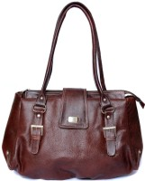 Deco Dl673 Hand-held Bag Brown