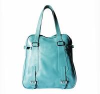 Hibiscus Globetrotter Shoulder Bag Blue-07