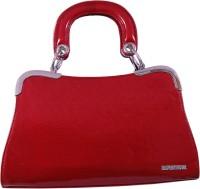 Womaniya Signature Hand-held Bag Red