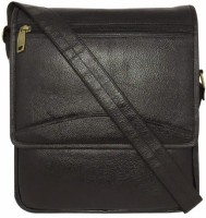 Chimera Leather 5713 Cross Body Bag Black