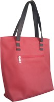 Toteteca Bag Works Straight Shoulder Bag Cranberry